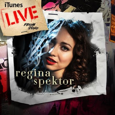 Regina Spektor Itunes Live From Soho - Ep